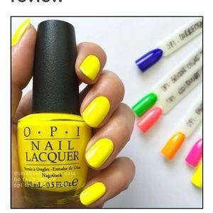 O·P·I· Makeup - 💅Collectors O·P·I· TruNeon Mini Set